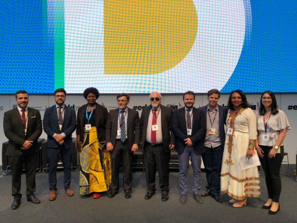 Participant group photo