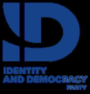Identity and democracy logo